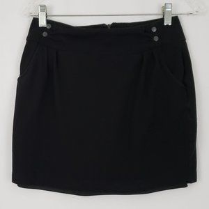 Boy Meets Girl Mini Skirt Black Size Small